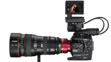 Canon tar steget in i Hollywood: Canon EOS C300