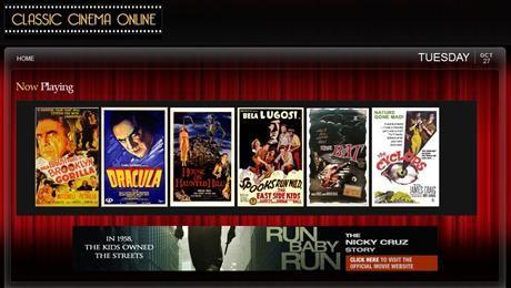 Se filmklassiker gratis
