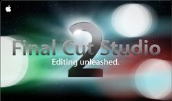 Final Cut Studio 2 erbjuder gränslös redigering