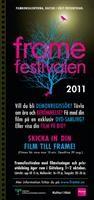 Anmäl din film till Frame filmfestival