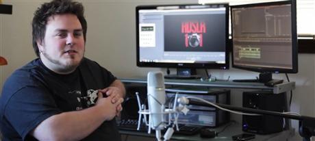 Lär dig synka ljudet med din HDSLR i Premiere Pro
