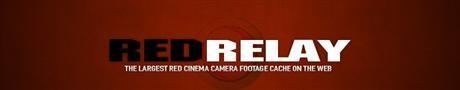 Mängder med videoklipp från RED-kameran