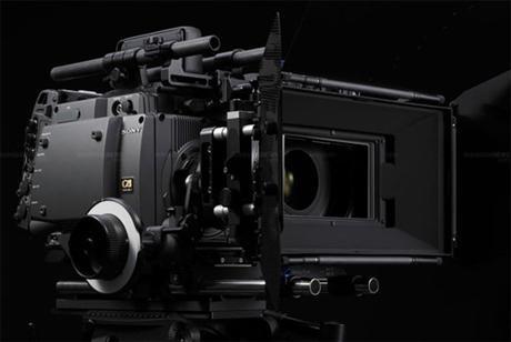 Sony F65 CineAlta med bildsensor på 8K