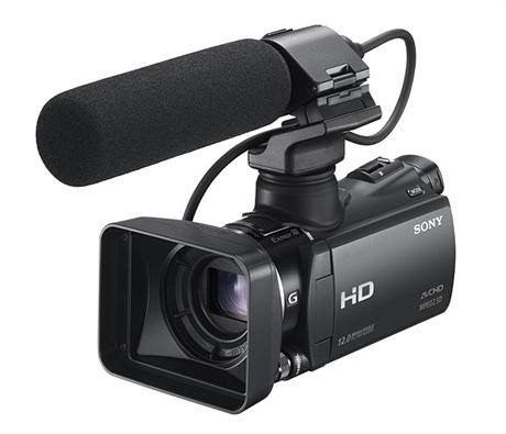 Ny ultrakompakt videokamera från Sony