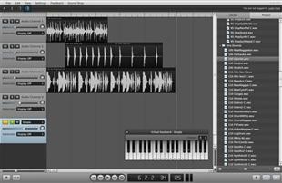 Musikredigering direkt i webbläsaren med Soundation Studio