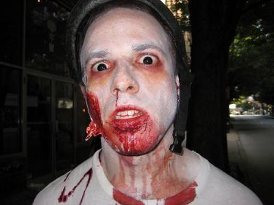 Din guide till make-up för skräckfilm