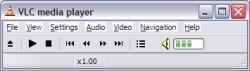 VLC Media Player synkar dåligt ljud på uppslead video