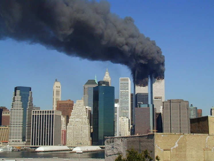 Fem filmer om 11 september
