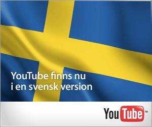 YouTube på svenska